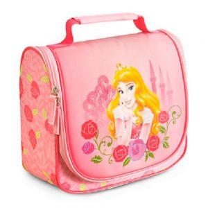 Disney Store Princess Aurora Sleeping Beauty Lunch Box Tote Bag