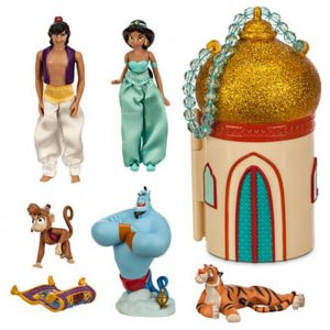 Disney Store Princess Jasmine Mini Castle Play Set ~ Aladdin by Disney