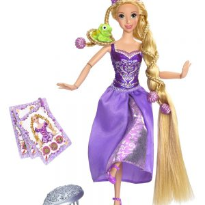 Disney Tangled Featuring Rapunzel Pose and Style Doll