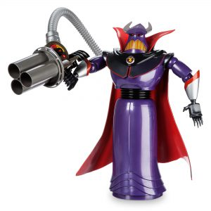 Disney Theme Park Exclusive Toy Story Deluxe Talking Emperor Zurg Action Figure