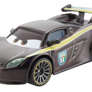 Disney/Pixar Cars Neon Die-Cast, Lewis Hamilton