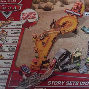 Disney/Pixar Cars Story Sets World Bundle