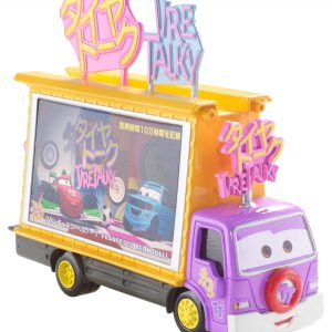 Disney/Pixar Cars Taia Decotura Vehicle
