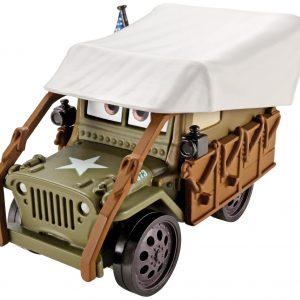 Disney/Pixar Cars, The Radiator Springs 500 1/2, Stanley Days Sarge Die-Cast Vehicle