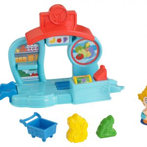 Fisher-Price Bubble Guppies, Bubbletucky Market
