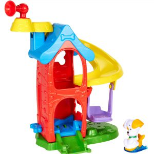 Fisher-Price Bubble Guppies, Puppy Playhouse