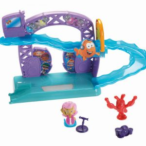 Fisher-Price Bubble Guppies, Rock and Roll Stage