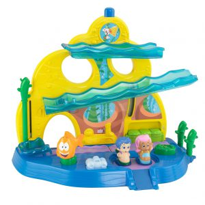Fisher-Price Bubble Guppies, Swim-Sational School