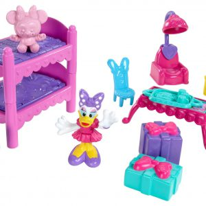 Fisher-Price Disney Minnie Bow Sweet Home Sleepover Party