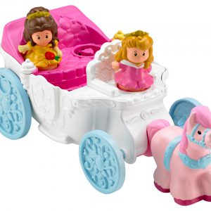Fisher-Price Little People Multi Princess Coach
