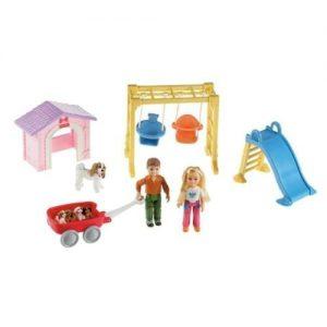 Fisher Price Loving Family Outdoor Fun Playset