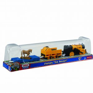 "Fisher-Price Thomas & Friends TrackMaster, New Friends/Greatest Moments - Stephen ""The Rocket"""