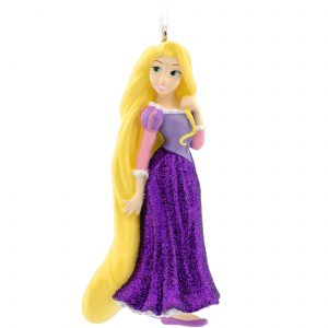 Hallmark Disney Tangled Rapunzel Christmas Ornament