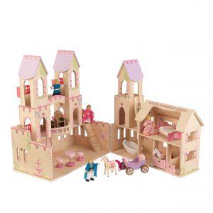 KidKraft Princess Castle Dollhouse with Furniture