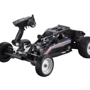 Kyosho EP Scorpion XXL VE Brushless RC Car (1/7 Scale), Type 2 Black