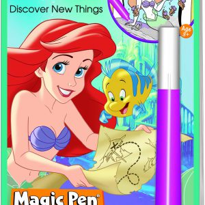 Magic Pen Painting: Disney Princess The Little Mermaid - Discover New Things