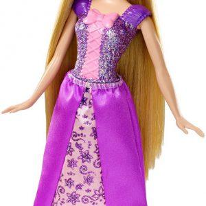 Mattel Disney Sparkling Princess Rapunzel Doll