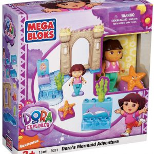 Mega Bloks Dora's Mermaid Adventure