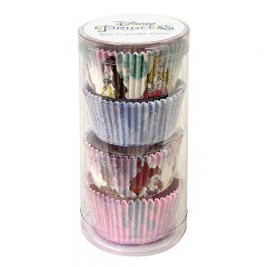 Meri Meri Disney Princesses Cupcake Wrappers, 100 Count