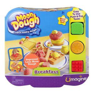 Moon Dough Magical Molding Dough: Breakfast