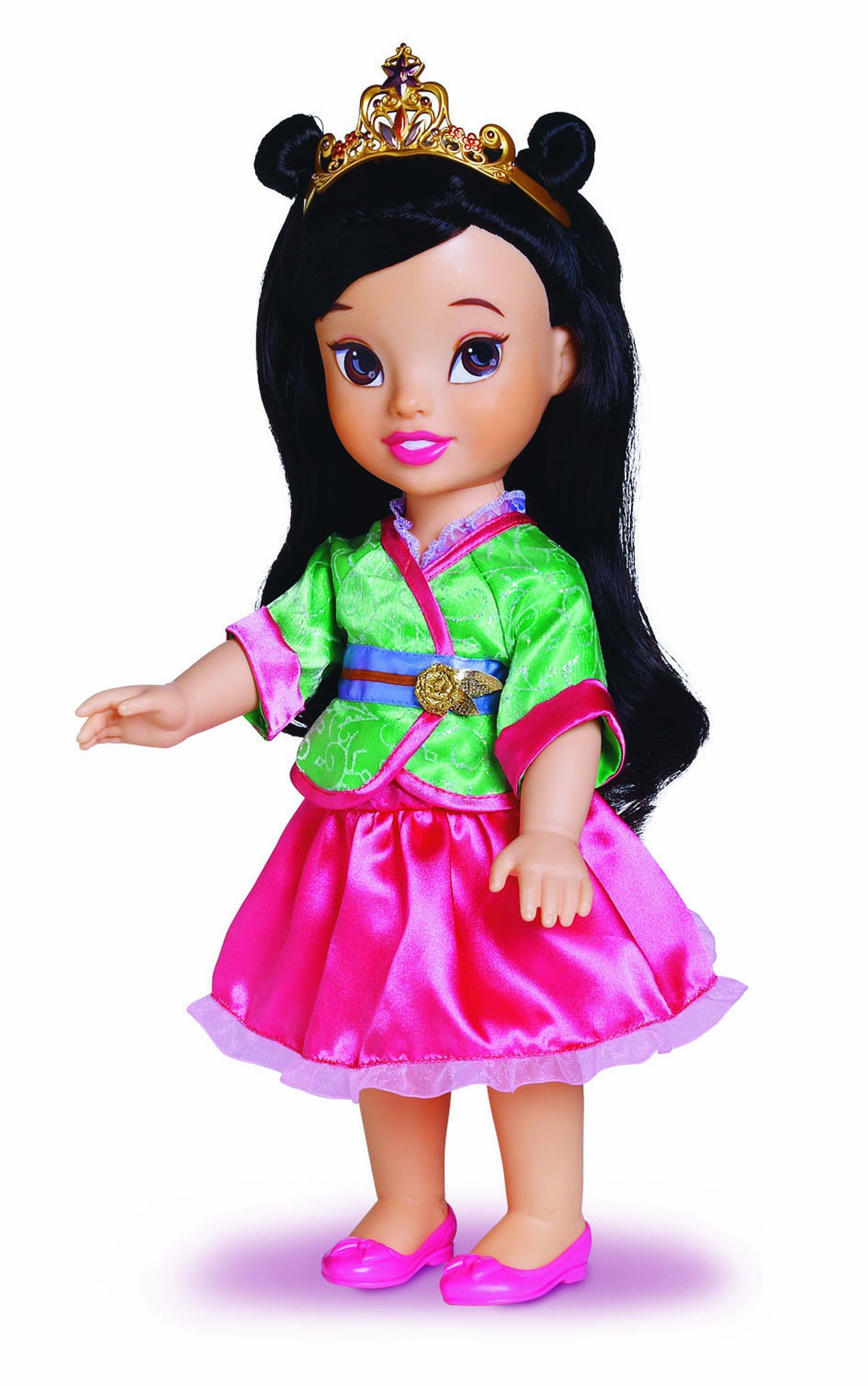 My First Disney Princess Disney Basic Toddler Doll Mulan Toysplus