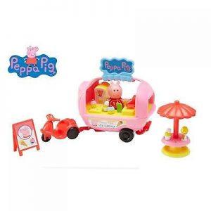 Peppa Pig Theme Park Ice-Cream Playset [Toy]