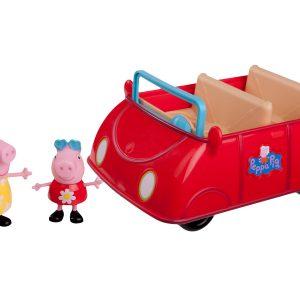 Peppa Pig's Red Car