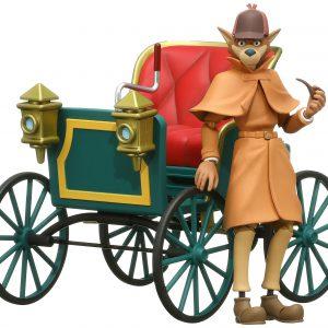 Phat Sherlock Hound: Sherlock Hound Figma Action Figure