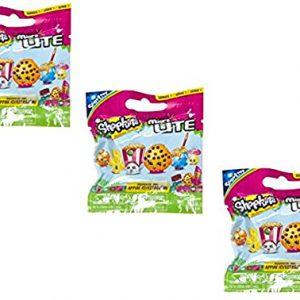 Shopkins Micro Lite Series 1-3Pack Mystery Packs/Blind Bags
