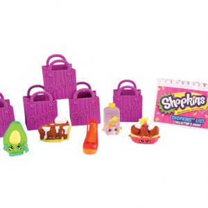 Shopkins Series 2 (Pack of 5)