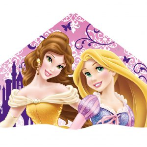 Sky Delta 42 Inch Kite - Disney Princess - Belle & Rapunzel