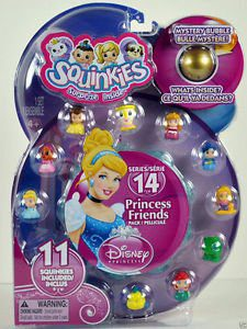 Squinkies Disney Princess Friends (Series 14 Cinderella)