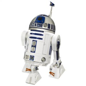 Star Wars 94254 R2-D2 Interactive Astromech Droid, 17.1 x 11.7 x 11.5-Inch (Discontinued by manufacturer)