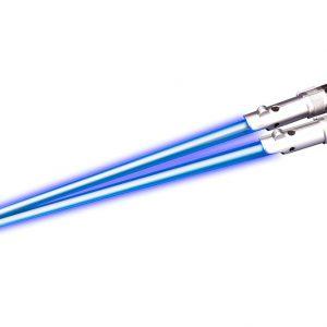 Star Wars Chop Sabers - Luke Skywalker Blue Light up version
