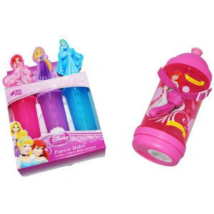 THE BEST Disney Princess BPA Free Popsicle Maker and Sip-n-Snack Canteen