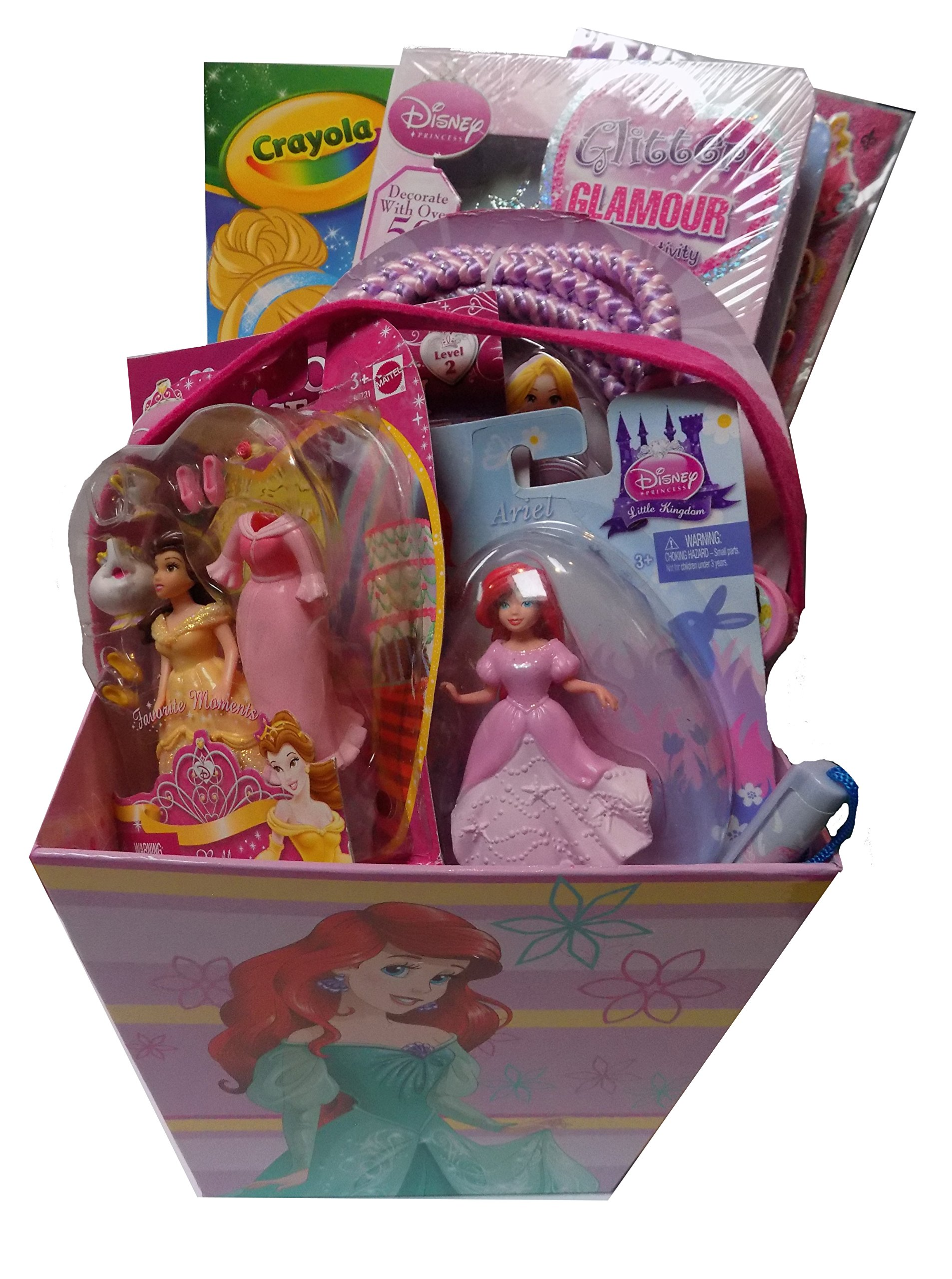 The Gotta Have Disney Princess Gift Basket Perfect For
