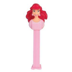The Little Mermaid Ariel PEZ Dispenser