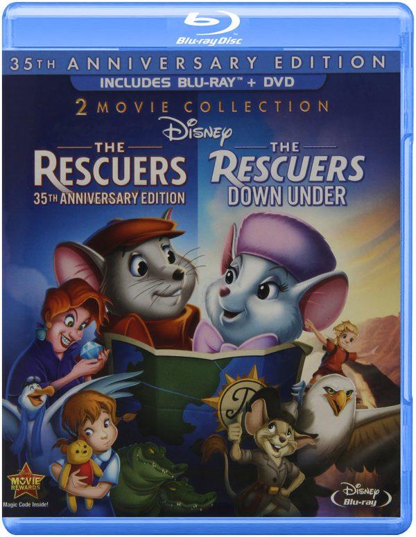 The Rescuers (The Rescuers / The Rescuers Down Under)