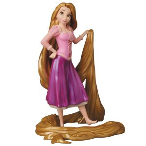 Ultra Detail Figure No 261 UDF Disney Movie Series 5 Rapunzel Tangled Complete Model Collection Medicom Toy