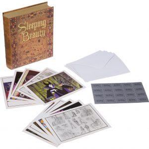 Walt Disney Archives Collection Sleeping Beauty Notecard Set w/Keepsake Book