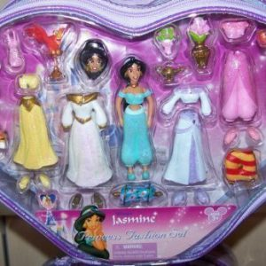 Walt Disneys Exclusive Jasmine Princess Fashion Set Model: 889992786